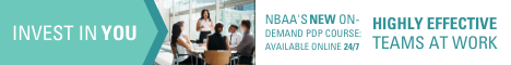 NBAA's New On Demand PDP - Highly Effective Teams at Work